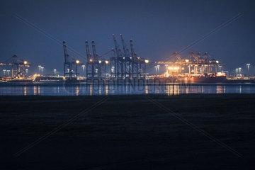 Ueberseehafen Bremerhaven