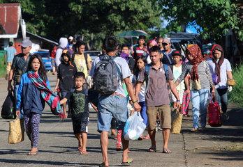 PHILIPPINES-LANAO DEL SUR-MILITARY