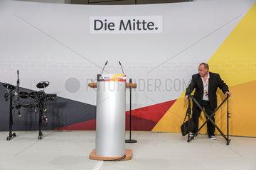 CDU WAHLABEND