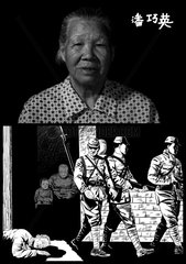 CHINA-NANJING-NANJING MASSACRE SURVIVOR-MEMORY (CN)