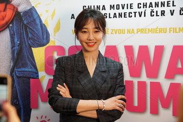 CZECH REPUBLIC-PRAGUE-CHINESE FILM WEEK