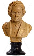 Bueste Ludwig van Beethoven  um 1925