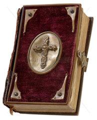 altes Gebetbuch von 1864