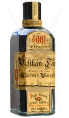 Pelikan Tinte  Flasche  um 1928