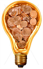 Symbolbild Strompreise