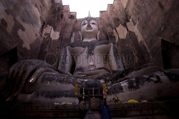 Wat Sri Chum / Sukhothai Historical Park / Sukhothai / Thailand / SUEDOSTAS