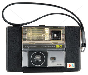 Keystone Everflash 20  Kamera  1974