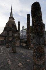 Wat Sra Si / Sukhothai Historical Park / Sukhothai / Thailand / SUEDOSTASIE