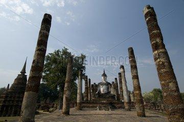 Wat Mahathat / Sukhothai Historical Park / Sukhothai / Thailand / SUEDOSTAS