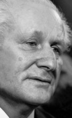 Guenter Mittag  Politbueromitglied der DDR  1986