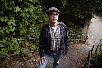 NESPOLO  Matias - Portrait of the writer