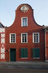 Potsdam  Deutschland  Haus im Hollaendischen Viertel