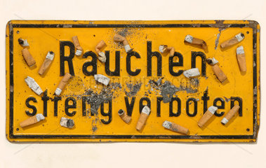 Rauchverbot  Humor