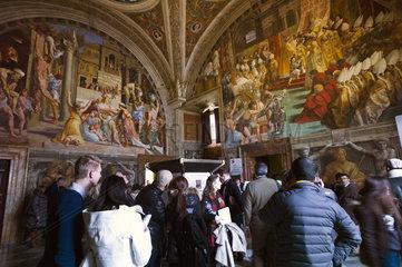 Fresken von Raffael