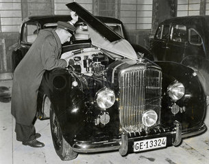 Rolls-Royce Phantom  um 1950
