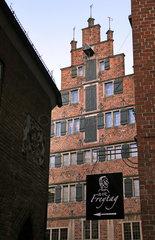 Bremen  Deutschland  das Ludwig Roselius-Museum in der Boettcherstrasse