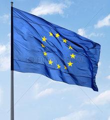 grosse Europafahne