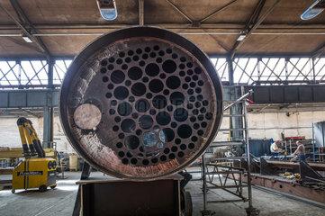 Dampflokwerk