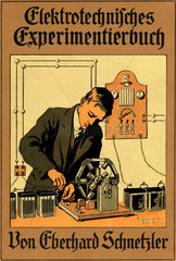 Elektrotechnisches Experimentierbuch  1920