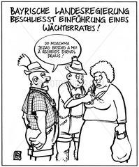 Bayerischer Waechterrat