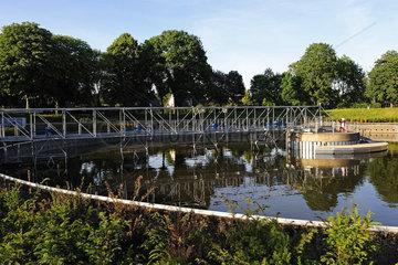 Deutschland  Nordrhein-Westfalen- Bernepark in Bottrop-Ebel
