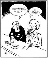 Dolmetscherin