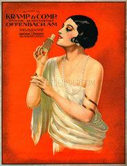 Dame  Parfum  1928