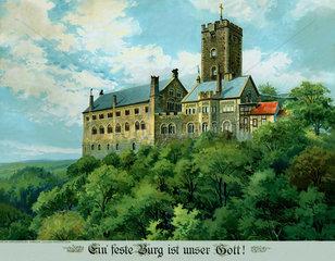 Wartburg  um 1898
