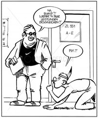 Leistungserschleichung