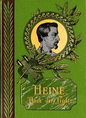 Heinrich Heine  Buch der Lieder  um 1911
