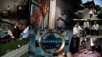 CHINA-NANJING-NANJING MASSACRE SURVIVOR(CN)