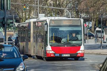 Oeffentlicher Nahverkehr Bus