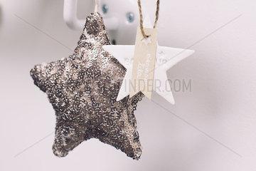 Star shape ornaments