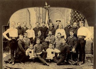 Turnverein Altensteig  Schwarzwald  1891