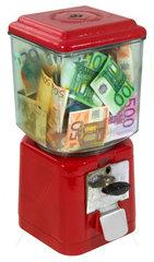 Symbol Geldautomat