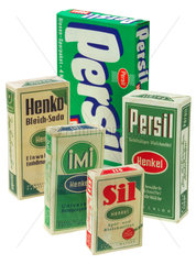 Henkel Waschmittel  50er Jahre