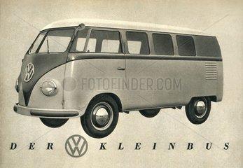 VW Kleinbus  1950