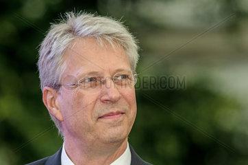 Berlin  Deutschland  ESA- Direktor Thomas Reiter