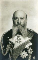 Grossadmiral Alfred von Tirpitz  um 1911