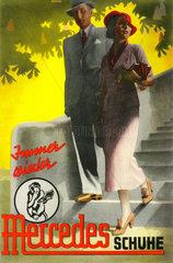 Schuhwerbung  um 1938