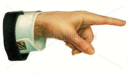 Hand  1905