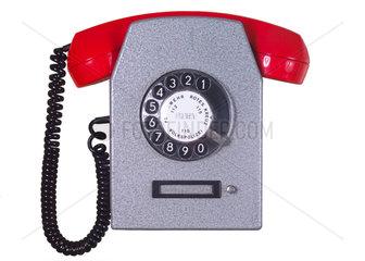 DDR Wandtelefon  1963
