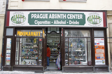 Prague Absinth Center