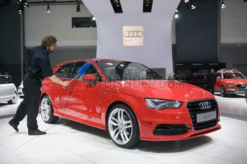 Audi  Hauptversammlung Volkswagen