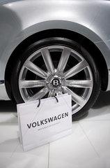 Bugatti  Hauptversammlung Volkswagen