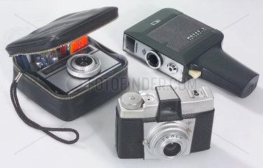 Agfa Kameras  60er Jahre