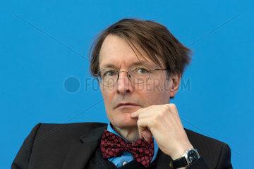 Berlin  Deutschland  Karl Lauterbach  SPD  Mediziner  und Mitglied des Deutschen Bundestages