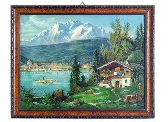 Vierwaldstaetter See  Souvenir  um 1910