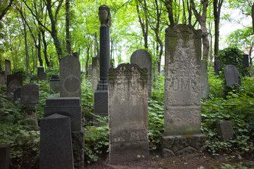 Berlin  Deutschland  der Juedische Friedhof Berlin-Weissensee