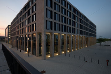 Schoenefeld  Deutschland  das Berlin-Brandenburg Airport Center am Flughafen Berlin Brandenburg